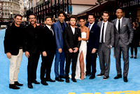 CAST ATTENDS THE EUROPEAN PREMIERE OF ENTOURAGE AT THE VUE WEST END, LONDON, UK ON 09/06/2015