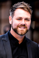 BRIAN MCFADDEN ATTENDS THE EUROPEAN PREMIERE OF ENTOURAGE AT THE VUE WEST END, LONDON, UK ON 09/06/2015