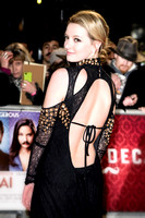 DAKOTA BLUE RICHARDS ATTENDS UK PREMIERE OF MORTDECAI AT THE EMPIRE LEICESTER SQUARE, LONDON, UK ON 19/01/2015