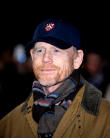 DIRECTOR RON HOWARD ATTENDS UK PREMIERE OF DJANGO UNCHAINED AT EMPIRE LEICESTER SQUARE, LONDON, UK ON 10/01/2013