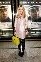 LAURA WHITMORE ATTENDS FLIGHT - UK PREMIERE AT THE EMPIRE LEICES
