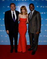 CAST ATTENDS FLIGHT - UK PREMIERE AT THE EMPIRE LEICESTER SQUARE