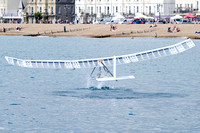 Worthing Birdman Competition at Worthing, West Sussex on 16 August 2015