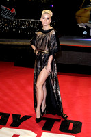 KIMBERLY WYATT  ATTENDS UK PREMIERE OF A GOOD DAY TO DIE HARD AT THE EMPIRE LEICESTER SQUARE, LONDON, UK ON 07/02/2013