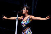 MARINA & THE DIAMONDS PLAYS HYLANDS PARK, CHELMSFORD, UK ON 22/08/2015