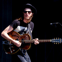 JAMES BAY PLAYS HYLANDS PARK, CHELMSFORD, UK ON 22/08/2015