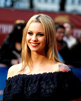 Jessica-Jane Clement  attends the Great British Premiere of Chariots of Fire