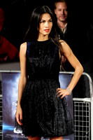 ELODIE YUNG ATTENDS G.I JOE UK PREMIERE AT THE EMPIRE LEICESTER SQUARE, LONDON, UK ON 18/03/2013