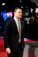 CHANNING TATUM ATTENDS G.I JOE UK PREMIERE AT THE EMPIRE LEICESTER SQUARE, LONDON, UK ON 18/03/2013