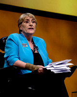 BARONESS SAL BRINTON AT LIBERAL DEMOCRAT AUTUMN 2015 FEDERAL CONFERENCE. AT BOURNEMOUTH INTERNATIONAL CENTRE (BIC), BOURNEMOUTH, UK ON 19/09/2015
