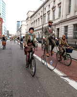 THE TWEED RUN AT UNIVERSITY COLLEGE OF LONDON, GOWER STREET, LONDON, UK ON 13/04/2013