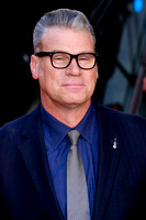 Mark Kermode arrives on the red carpet for the London Film Festival screening of {suppcat3}