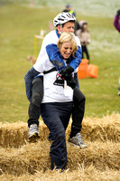 Stephanie McGovern The UK Wife Carrying Race