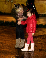 TAMARA BECKWITH ATTENDS OPENING NIGHT OF HYDE PARK WINTER WONDERLAND 2012 AT HYDE PARK, LONDON, UK ON 22/11/2012
