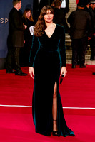 MONICA BELLUCCI ATTENDS THE CBTF ROYAL FILM PERFORMANCE 2015: THE WORLD PREMIERE OF SPECTRE AT ROYAL ALBERT HALL, LONDON, UK ON 26/10/2015