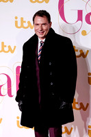 RICHARD ARNOLD ATTENDS ITV GALA AT THE LONDON PALLADIUM, LONDON, UK ON 19/11/2015