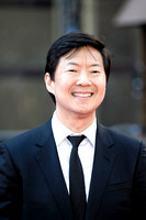 KEN JEONG ATTENDS EUROPEAN PREMIERE OF THE HANGOVER PART III AT EMPIRE LEICESTER SQUARE, LONDON, UK ON 22/05/2013