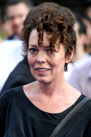 OLIVIA COLMAN ATTENDS WORLD PREMIERE OF THE WORLD'S END AT EMPIRE LEICESTER SQUARE, LONDON, UK ON 10/07/2013