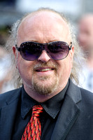 BILL BAILEY ATTENDS WORLD PREMIERE OF THE WORLD'S END AT EMPIRE LEICESTER SQUARE, LONDON, UK ON 10/07/2013