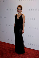 Noomi Rapace attends The world premiere of Sir Ridley Scott's new sci-fi thriller Prometheus