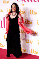 LESLEY JOSEPH ATTENDS ITV GALA AT THE LONDON PALLADIUM, LONDON, UK ON 19/11/2015