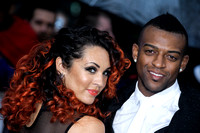 ORITSÉ WILLIAMS ATTENDS EUROPEAN PREMIERE FOR MAN OF STEEL AT EMPIRE AND ODEON LEICESTER SQUARE, LONDON, UK ON 12/06/2013