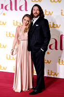 TAMZIN MALLESON , (L) ATTENDS ITV GALA AT THE LONDON PALLADIUM, LONDON, UK ON 19/11/2015