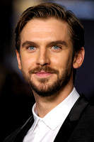 DAN STEVENS ATTENDS NIGHT AT THE MUSEUM SECRET OF THE TOMB EUROPEAN PREMIERE AT THE EMPIRE LEICESTER SQUARE, LONDON, UK ON 15/12/2014