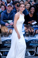 EMMA WATSON ATTENDS THE UK PREMIERE OF NOAH AT ODEON LEICESTER S