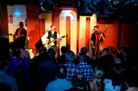 THE DODGE BROTHERS PLAYS THE 100 CLUB, LONDON, UK ON 09/09/2013