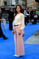 XXXXX ATTENDS X-MEN: DAYS OF FUTURE PAST UK PREMIERE AT ODEON LEICESTER SQUARE, LONDON, UK ON 12/05/2014