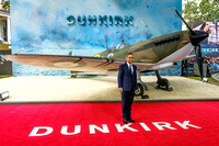 World Premiere of DUNKIRK at ODEON Leicester Square on 13/07/2017