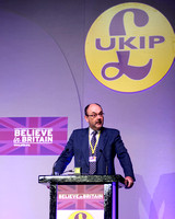 IM SCOTT, CHAIRMAN UKIP ATTENDS UKIP SPRING CONFERENCE AT WINTER GARDENS, MARGATE, UK ON 27/02/2015