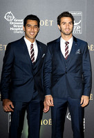 BARCLAYS ATP WORLD TOUR FINALS OFFICIAL LAUNCH PARTY AT NATURAL HISTORY MUSEUM, LONDON, UK ON 02/11/2013