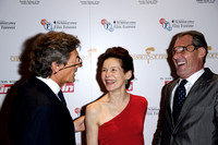 Nigel Havers, Ben Cross and Alice Krige attends the Great British Premiere of Chariots of Fire