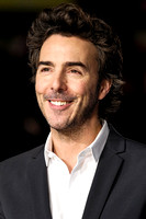 DIRECTOR SHAWN LEVY ATTENDS NIGHT AT THE MUSEUM SECRET OF THE TOMB EUROPEAN PREMIERE AT THE EMPIRE LEICESTER SQUARE, LONDON, UK ON 15/12/2014