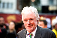 Hugh Hudson (Director) attends the Great British Premiere of Chariots of Fire
