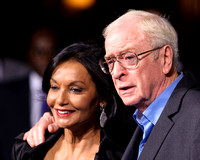 SIR MICHAEL CAINE ATTENDS THE EUROPEAN PREMIERE OF INTERSTELLAR AT ODEON LEICESTER SQUARE, LONDON, UK ON 29/10/2014