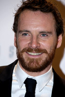 Michael Fassbender attends The world premiere of Sir Ridley Scott's new sci-fi thriller Prometheus