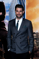 MATT JOHNSON ATTENDS UK PREMIERE OF ANCHORMAN 2: THE LEGEND CONTINUES AT VUE LEICESTER SQUARE, LONDON, UK ON 11/12/2013