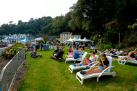 ATMOSPHERE PLAYS FESTIVAL NO. 6, PORTMEIRION, UK ON 05/09/2014