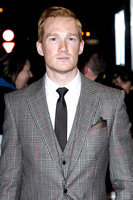 GREG RUTHERFORD ATTENDS THE CLASS OF 92 WORLD PREMIERE AT ODEON WEST END, LONDON, UK ON 01/12/2013
