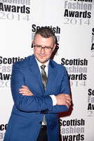 WILLIAM CHAMBERS ATTENDS SCOTTISH FASHION AWARDS AT 8 NORTHUMBERLAND, LONDON, UK ON 01/09/2014