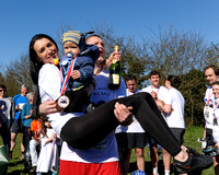 THE 7TH UK WIFE CARRYING RACE AT , DORKING, UK ON 16/03/2014