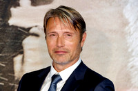 MADS MIKKELSEN ATTENDS LAUNCH EVENT OF ROGUE ONE: A STAR WARS STORY  AT  TATE MODERN, BANKSIDE, ,  ON 13/12/2016