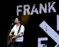 Frank Turner plays V Festival