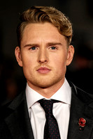 ROSS ANDERSON ATTENDS UK PREMIERE OF UNBROKEN AT ODEON LEICESTER SQUARE, LONDON, UK ON 25/11/2014