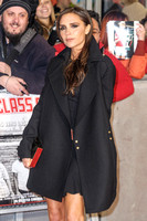VICTORIA BECKHAM ATTENDS THE CLASS OF 92 WORLD PREMIERE AT ODEON WEST END, LONDON, UK ON 01/12/2013