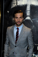 Logan Marshall-Green attends The world premiere of Sir Ridley Scott's new sci-fi thriller Prometheus