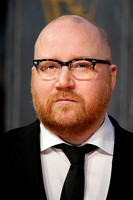 JOHANN JOHANNSSON ATTENDS EE BRITISH ACADEMY FILM AWARDS ARIVALS AT ROYAL OPERA HOUSE, LONDON, UK ON 08/02/2015
